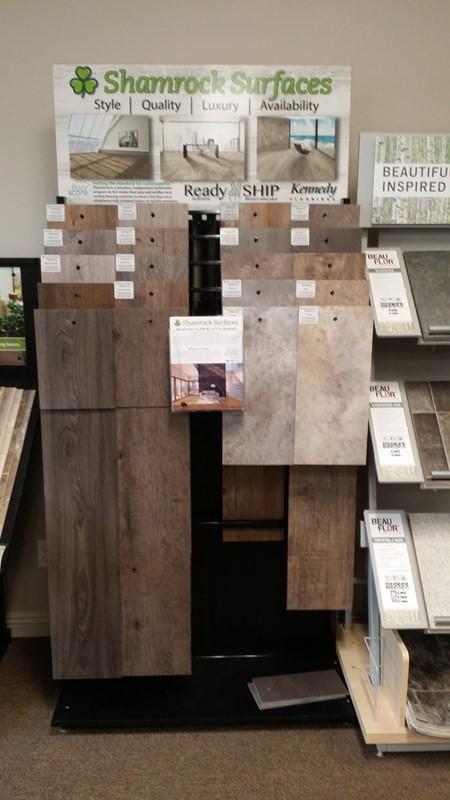 Kennedy Shamrock Vinyl Plank Action Plus Flooring