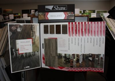 Shaw Resilient Vinyl Plank