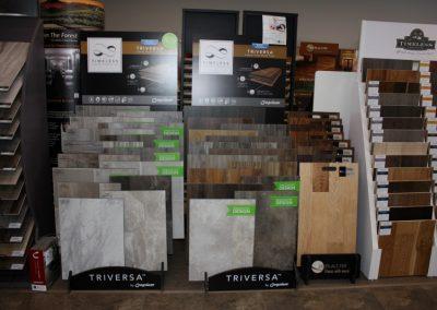 Triversa TIle & Wood by Congoleum